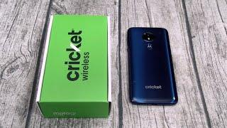 Moto G7 Supra - Cricket Wireless