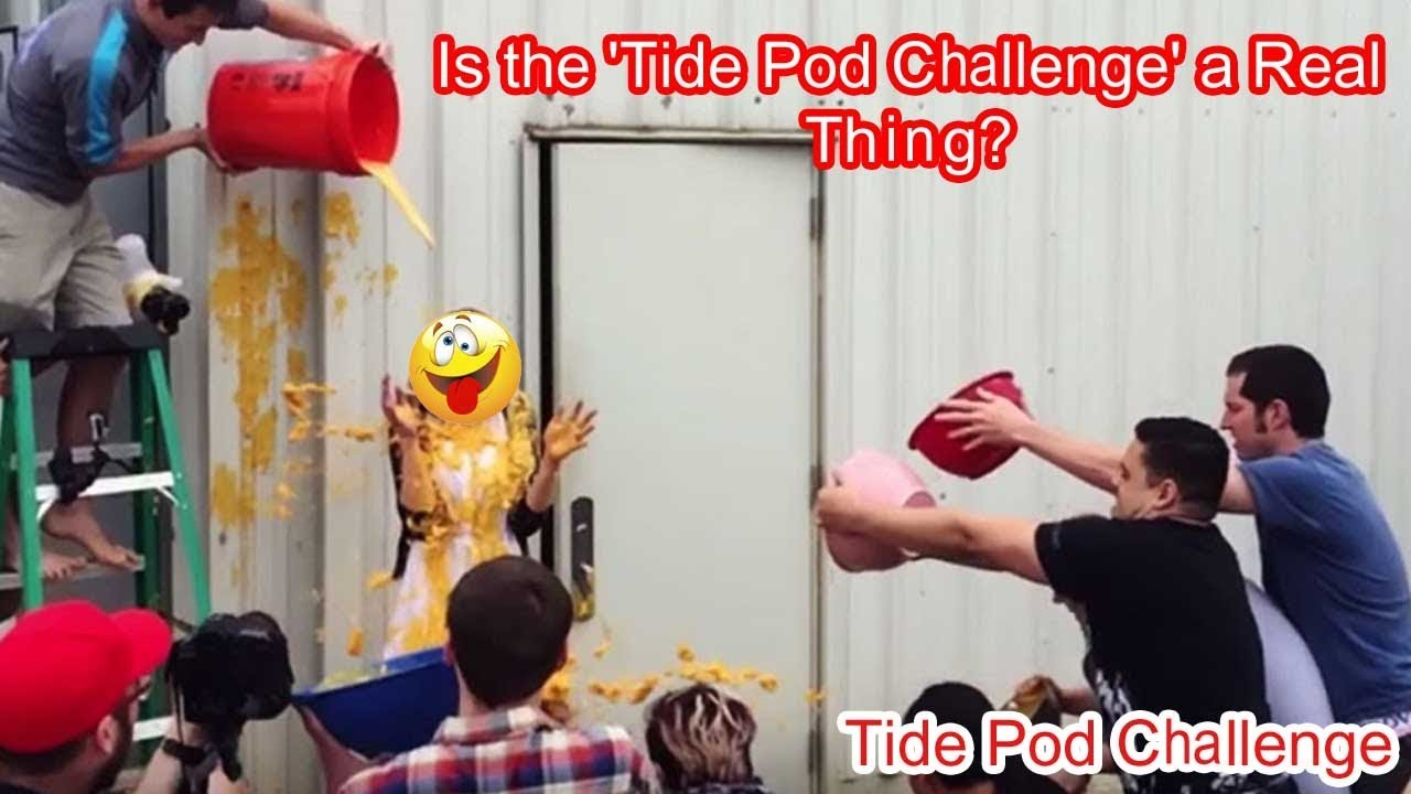 Tide Pod Challenge >> Tide Pod Challenge Tide Pod Challenge Compilation Special