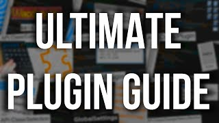 The ULTIMATE Guide to Roblox Plugins!