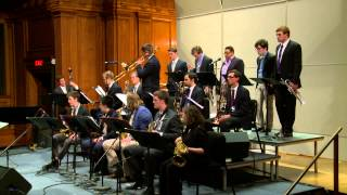 "Williams Jazz Ensemble: ""Ahunk Ahunk"" – Thad Jones"