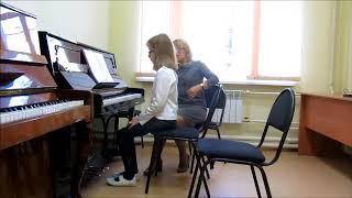 Новосёлова Светлана Борисовна. Работа над худ.образом в фортепианных  произведениях разных стилей