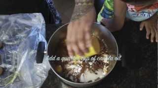 Mango Peach Bread Tutorial With Braddah Tatz And Guest Host Nephew Jboy