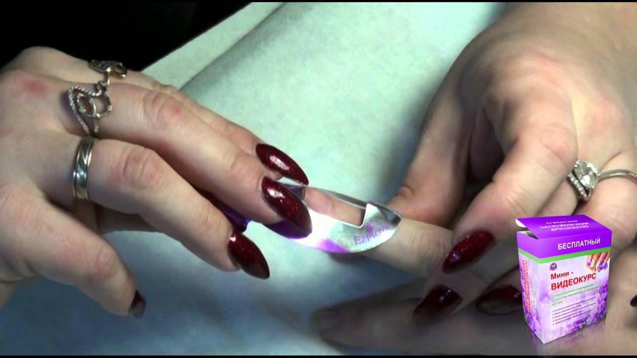 Скачать дизайн ногтей видео бесплатно