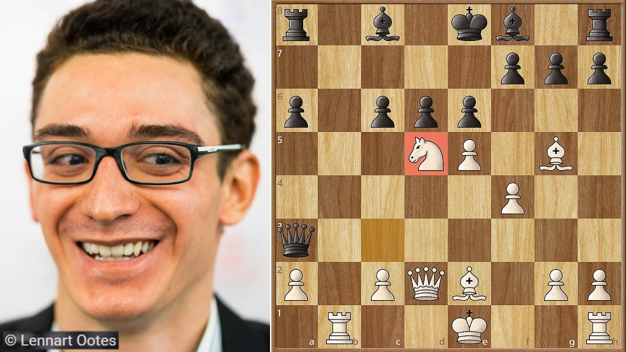 Download Chess is an Evil Game || Caruana vs MVL || Tata Steel (2021)