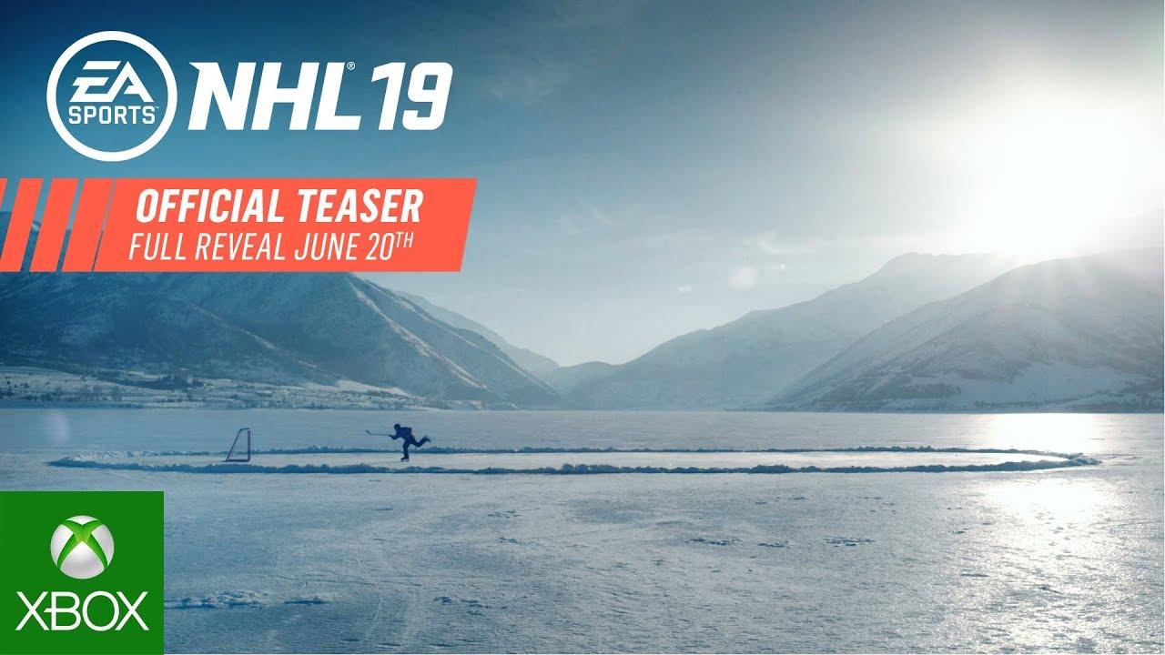 NHL 19   Teaser