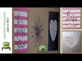 Dollar Tree $1 Peel & Stick Stickers Wall Art