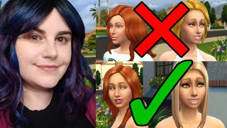 I Fixed The Sims 4 Lore \u0026 Stories (Base Game) + Save File Download