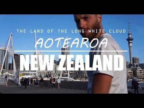 Kia Ora Aotearoa - Hello New Zealand
