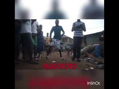 Djreal Ft Yomisars - Adoyoyo [Street Dance]