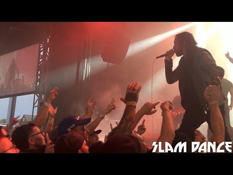 Deadly Apples - (Twins Of Evil Tour) - Full Live Set 2018
