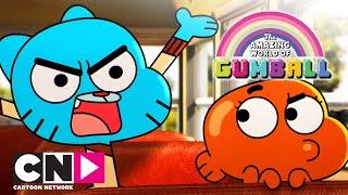 Удивительный мир Гамбола   Супер злодей   Cartoon Network