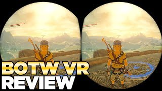 Breath of the Wild VR Review