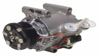 denso 471 7035 new compressor with clutch