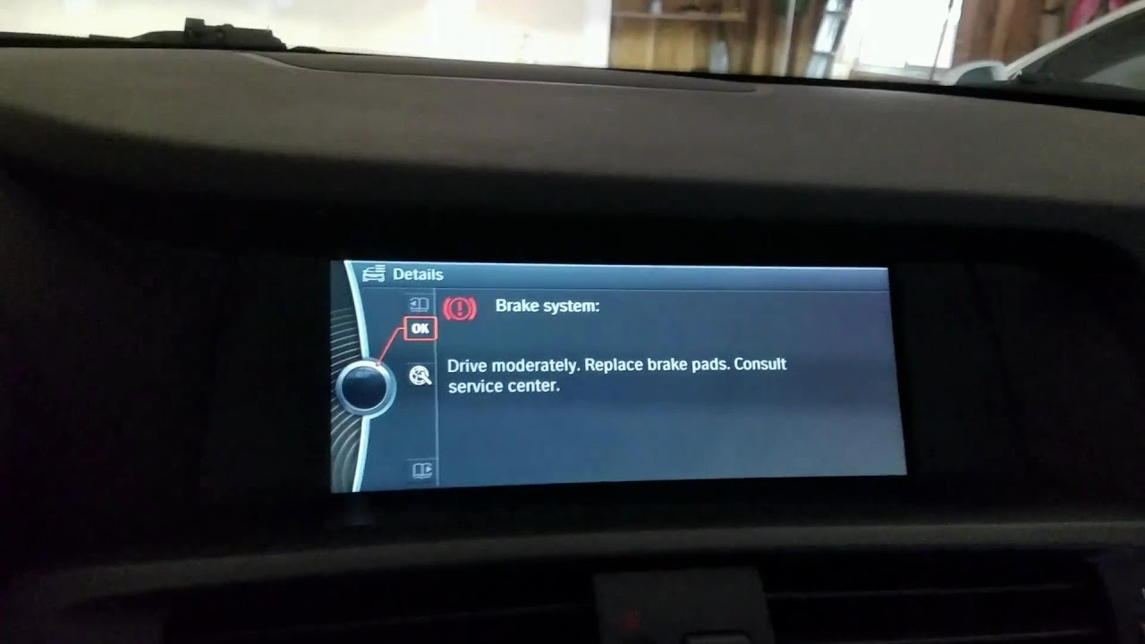 How to change front brake pads and brake pad sensor on 2010 2017 bmw x3 xdrive 35i f25 diy