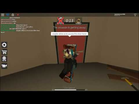 Silent Assassin Secret Room Roblox Doovi