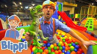 Blippi Official Channel | Learning With Blippi | Educational Videos For Kids