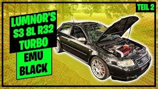 Audi s3 8l r32 turbo von lumnor! teil 2: jetzt aber! oder? abstimmung #2! - beth rennsporttechnik