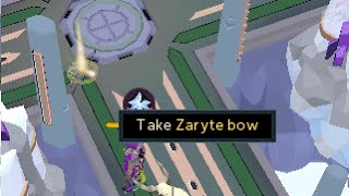 Runescape - Zaryte Bow From a Nihil?! [Hastings]