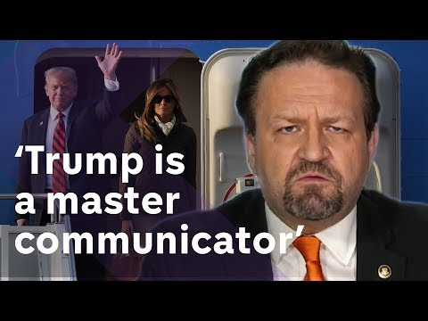 Former Trump adviser Sebastian Gorka lauds the President's UK visit