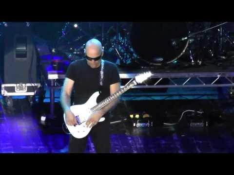 G3 2012 Moscow: Steve Vai, Joe Satriani, Steve Morse