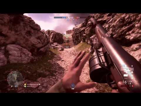 Battlefield 1 | my squad mate saving my life last second