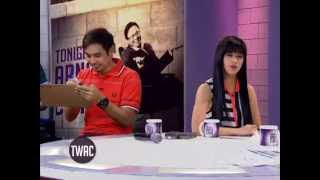 Jopay and Joshua test how well they know each other | Tonight with Arnold Clavio