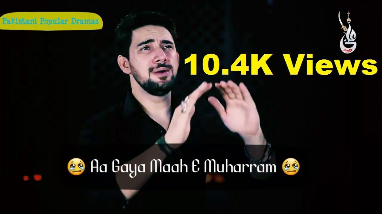 Muharam WhatsApp Status (Aa Gaya Mah e Muharam)-By-Farhan