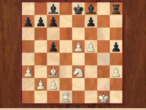 Chess News #13: Volokitin -- Alekseev, Foros 2008