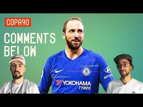 Could Higuain Be The Missing Piece for Sarriball at Chelsea? | Comments Below Mp3