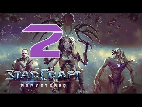Прохождение StarCraft: Brood War [Remastered] #2 - Власть ог