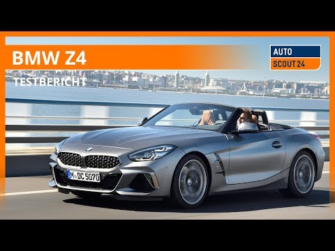 Bmw Z4 2019 Im Test Autoscout24 Youtube