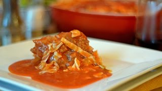 Lazy Man's Golumpki (stuffed Cabbage)