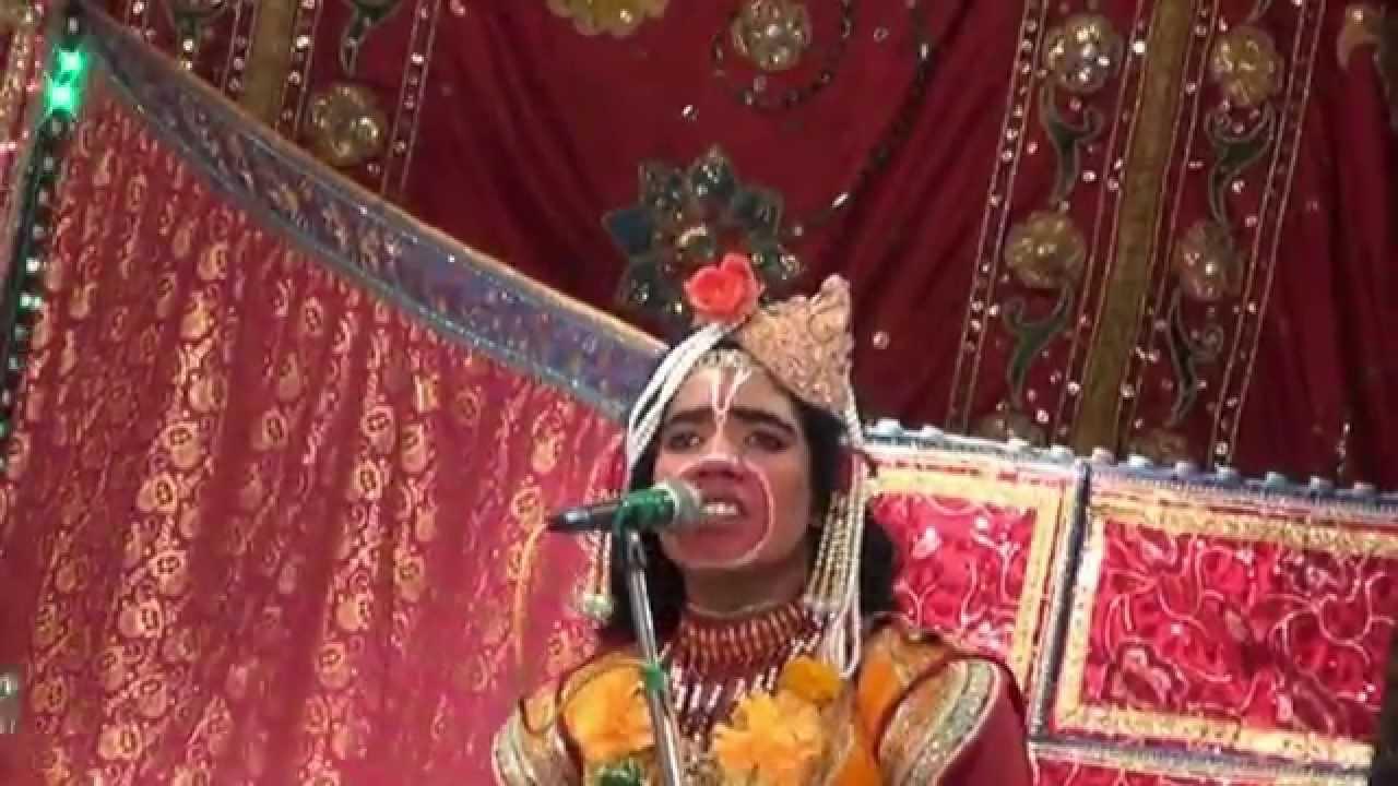 Dialogues of Angad with King Ravana in Katala Ramlila (Hindi) (720p HD)