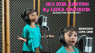 IBU KITA KARTINI COVER BY LEIKA GARUDITA