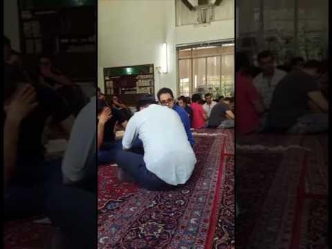 Jews Observing Tisha B'Av In Tehran, Iran - 2017