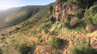 Planet Earth: HD review of the beautiful African landscapes