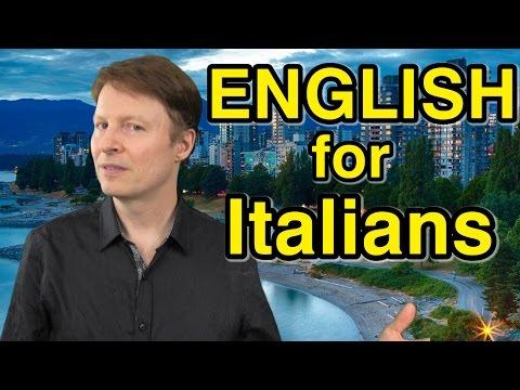 Learn English   Pronunciation   Italians   Lesson 1