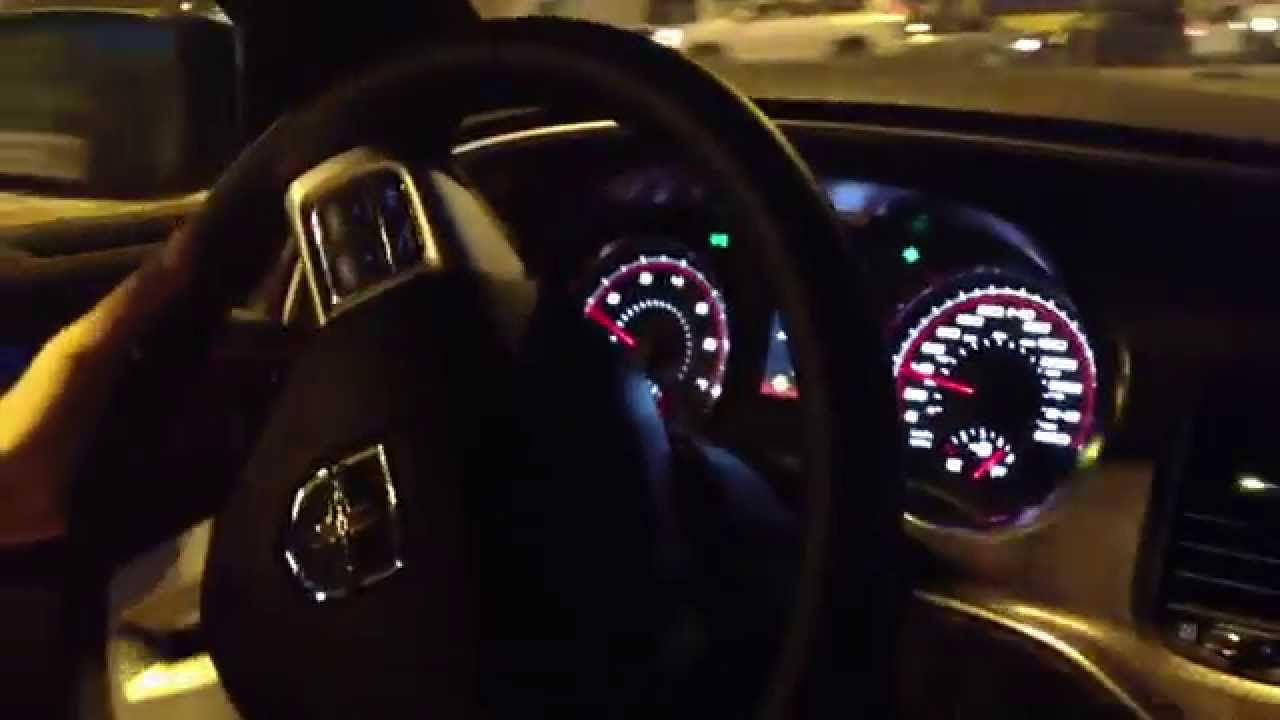 Dodge Charger 2013 Night Youtube