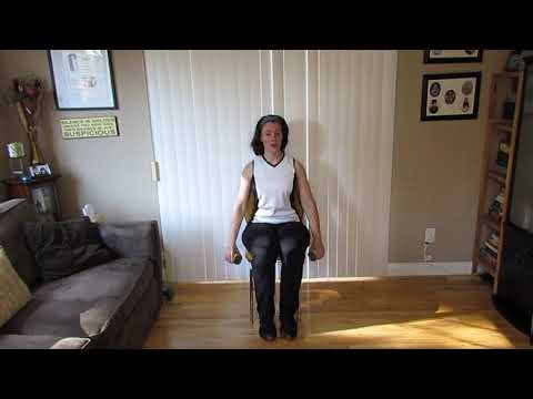 Posture Exercises with Tanya Watson