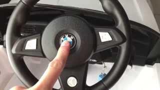 電動乗用 ラジコンカー RC電動車 BMW Z4 始動!