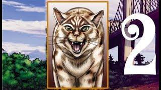 Коты-Воители: Звездоцап и Саша - Побег из леса. Часть 2