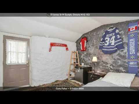 10 James St W, Guelph N1G 1E2, Ontario - Virtual Tour