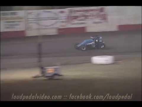 Tulare Thunderbowl Raceway 4-20-13 :: USAC West Coast Sprint Cars