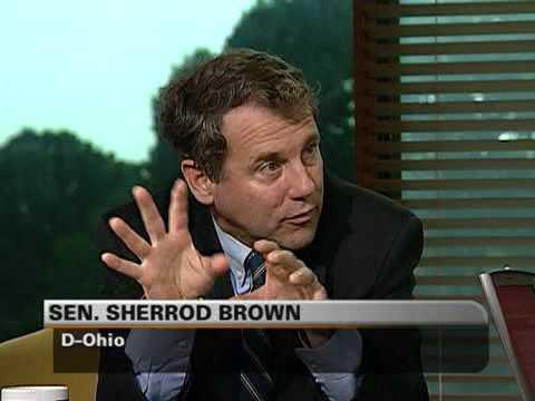Sen. Sherrod Brown (D-OH) on the Ohio economy