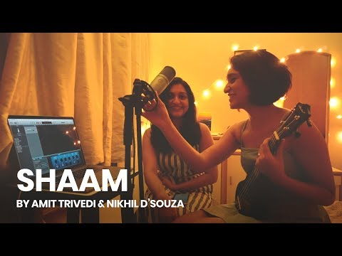 Shaam By Amit Trivedi & Nikhil D'souza (Female Cover)