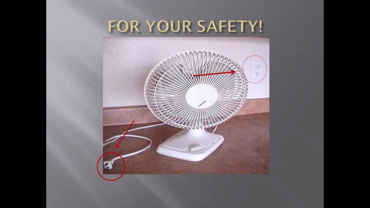 how to clean a small fan