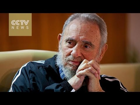 Translator of Fidel Castro's biography talks about Castro and China-Cuba ties