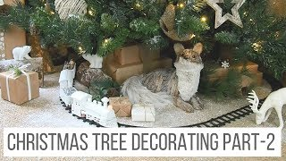 How To Decorate Around Your Christmas Tree