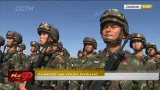Parade Kekuatan Militer China