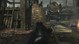 Call of Duty World at War Online Multiplayer Gameplay 1080p50